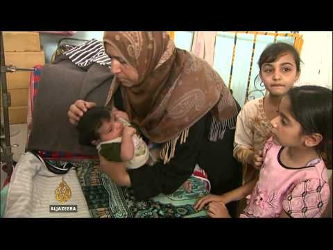 Gaza family recalls Israel's air strikes