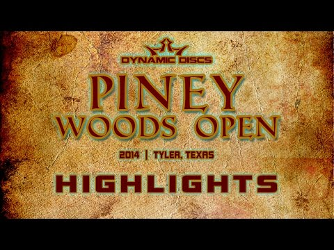 2014 Piney Woods Open Highlights