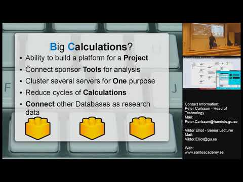 Big Calculations Presentation