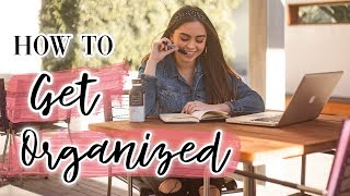 11 GIRL BOSS ORGANIZATION + PRODUCTIVITY TIPS ♡