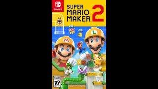 Super Mario Maker 2 (Nintendo Switch) Longplay [328]