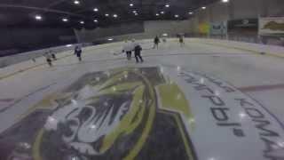 Хоккей с GoPro
