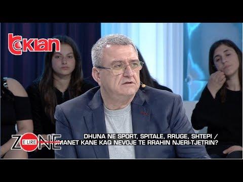 Zone e lire - Dhuna ne sport, spitale, shtepi , rruge! (15 mars 2019)
