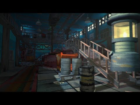 The Long Dark - Mystery Lake : Exploring Carter Hydro Dam [No Commentary]
