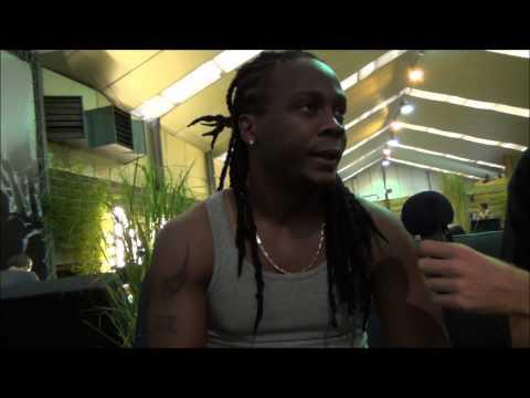 Interview Admiral T by RFFS @ Dour Festival 2014