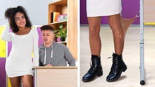Okulda 22 Garip Durum / Komik ve Utanç Verici Anlar