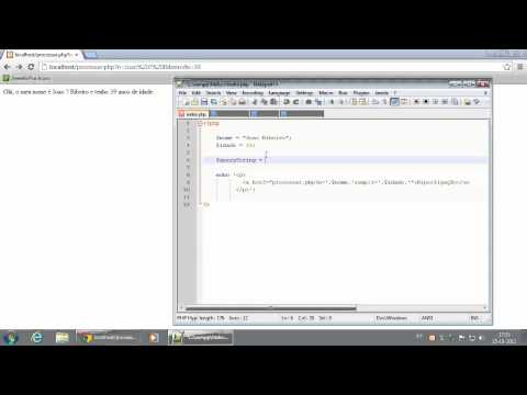 030   Uso De UrlEncode Nas Query Strings
