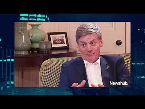 Bill English's Most Boring Interview Ever