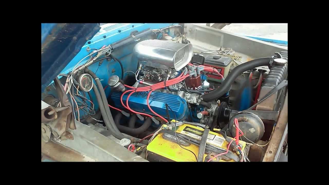 1969 Ford Truck Choke Wiring One Wire Alternator Comprehensive Install Review Youtube