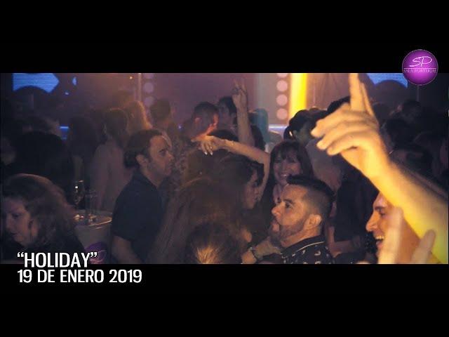 Sala Portugal - Fiestas 80 y 90 - 19 Enero 2019