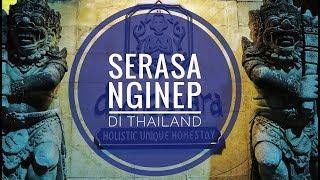Gambar cover Review Hotel | DHANESVARA Homestay, SURABAYA TAPI SERASA DI THAILAND??? | #VLOG4