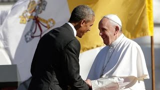 Day of Atonement : President Obama invites Pope Francis to the Oval Office (Sept 23, 2015)