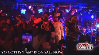 """Yo Gotti, Young Jeezy, YG & Rich Homie Quan Perform """"Act Right"""" & """"My Nigga"""""""