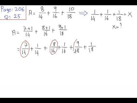 Grade 8 Math questions Part 1
