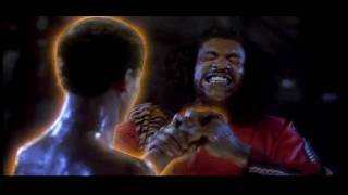 THE LAST DRAGON TRIBUTE - THE GLOW