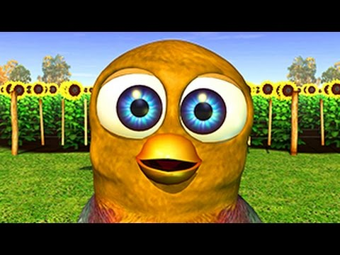 The Chicken Dance (HD) - The Farm Songs for Kids Children's Music