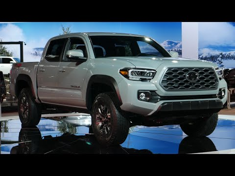 2020 Toyota Tacoma Revealed!