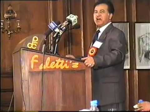 Dr. Zulfiqar A. Kazmi Address to the World Punjabi Conference at Lahore.