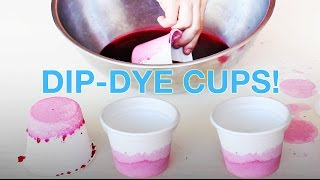 Smart Girls and Design*Sponge are here to show you how to make dip-...