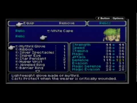 Let's Play Final Fantasy 6 Advance Walkthrough Part 15 (Gau, a Feral Youth)