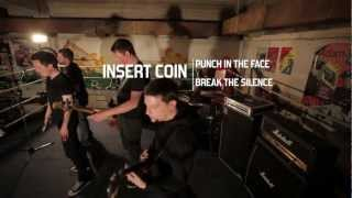 INSERT COIN - PUNCH IN THE FACE (Official Video)