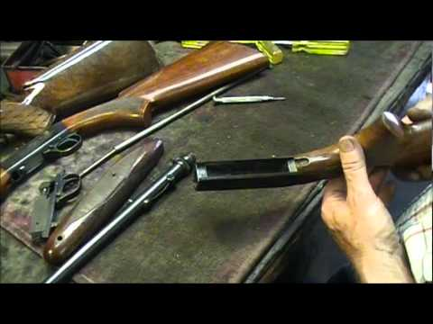 Browning 22-Auto Assembly & Disassembly (Part 1 of 2)