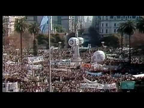 MEMORIA DEL SAQUEO - MEMORY OF THE PLUNDER - ARGENTINA
