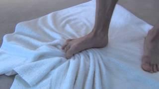 Renforcement musculaire de la cheville et du pied