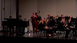 Someone to Watch Over Me (Buddy Deshler - soloist with Cornell Wind Symphony)