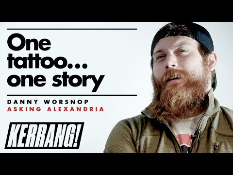 ASKING ALEXANDRIA: One Tattoo, One Story