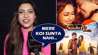 Reem Shaikh REACTS On Her New Song Sunda Ni With Tik Tok Star Vishal Pandey