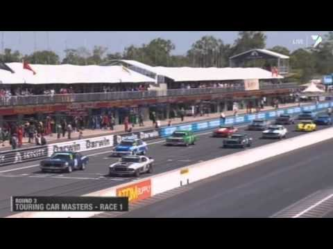 2013 Touring Car Masters - Hidden Valley - Race 1 Part 1/2
