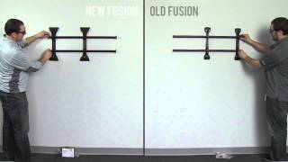 Chief Wall Display Mounts – New Fusion vs Old Fusion Mounts | Full Compass