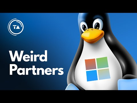 Why Microsoft partners with rivals (Linux, PlayStation, Chromium, etc.)