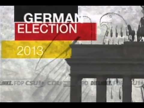 BBC World News | BBC News German election opening (2013).