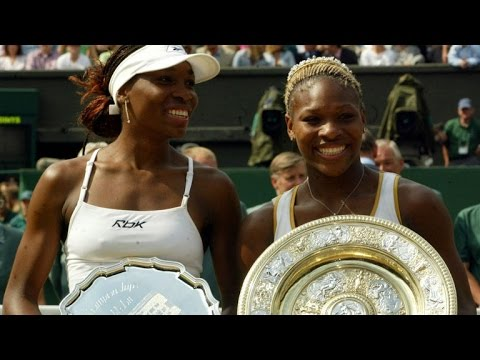 Serena Williams VS Venus Williams Highlight (Wimbledon) 2002 Final