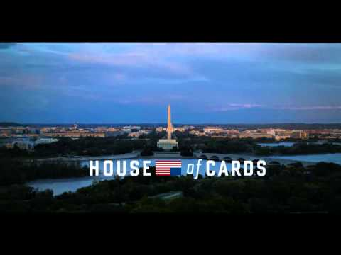 House of Cards, Welcome to Washington - Frank Underwood (Kevin Spacey) HD