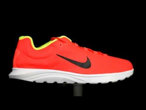 65489287ff8 Nike Mayfly Lite naranja fluor. - YouTube