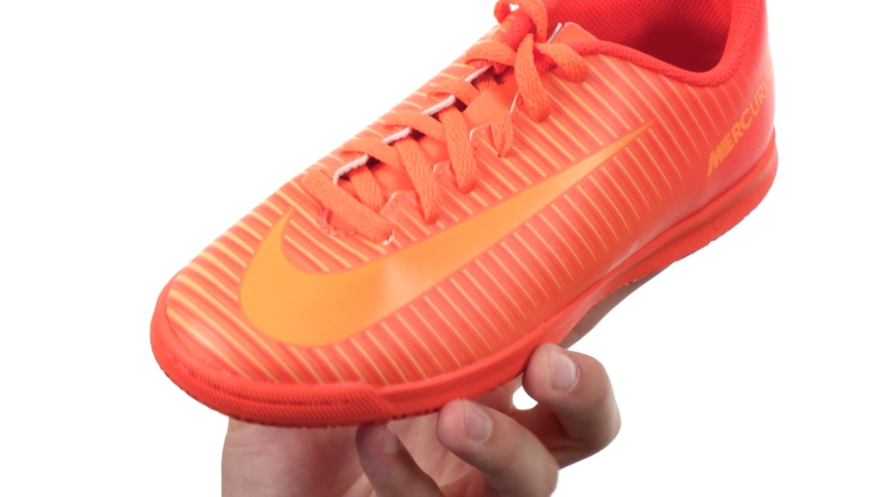 2a6caa7aba68 Nike Kids Mercurial Vortex III IC Soccer (Little Kid Big Kid) SKU 8769437