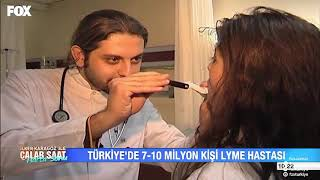 Çalar Saat 14.10.2017, Lyme - Prf.Dr. Barbaros Çetin