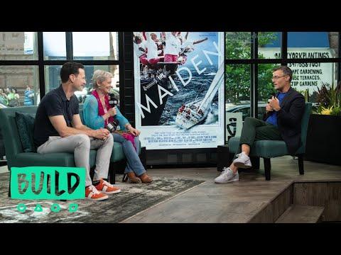 "Tracy Edwards & Alex Holmes Speak On The Documentary, ""Maiden"""