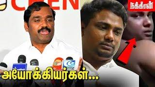 அயோக்கியர்களுக்கு ராஜமரியாதை? Velmurugan speaks about Pollachi Issue