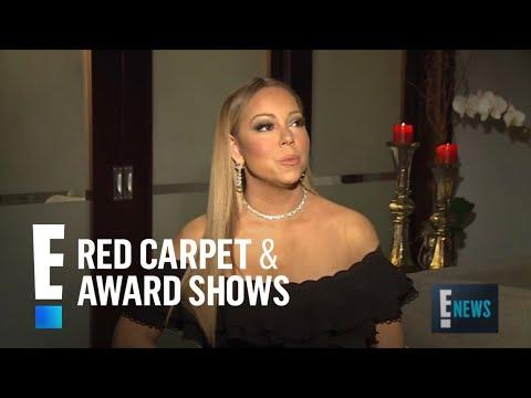 "Mariah Carey Talks New E! Series ""Mariah's World"" | E! Live from the Red Carpet"