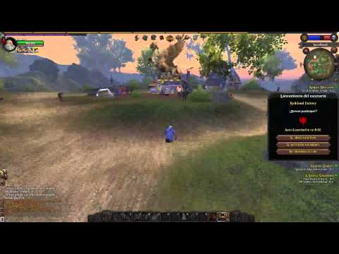 Warhammer Online – Age of Reckoning Gameplay – Private Server