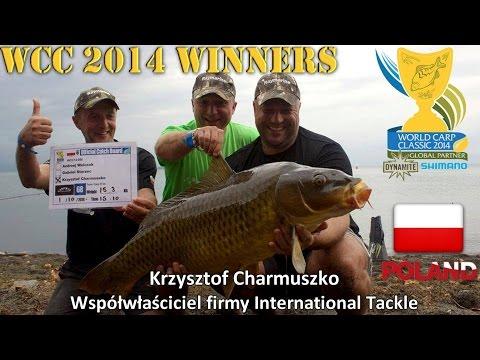 WCC 2014 Winners - Krzysztof Charmuszko