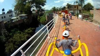 NOA Terminada La obra del Rio en Ayotlan