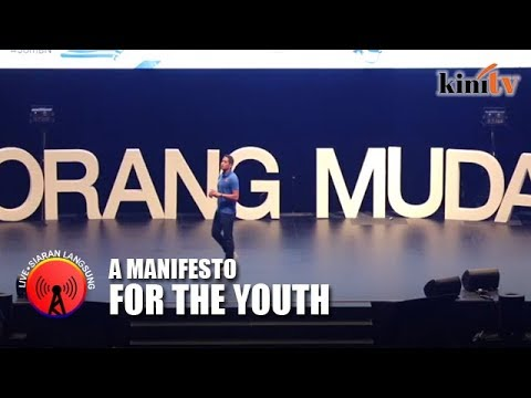 Barisan Nasional launches manifesto for the youth