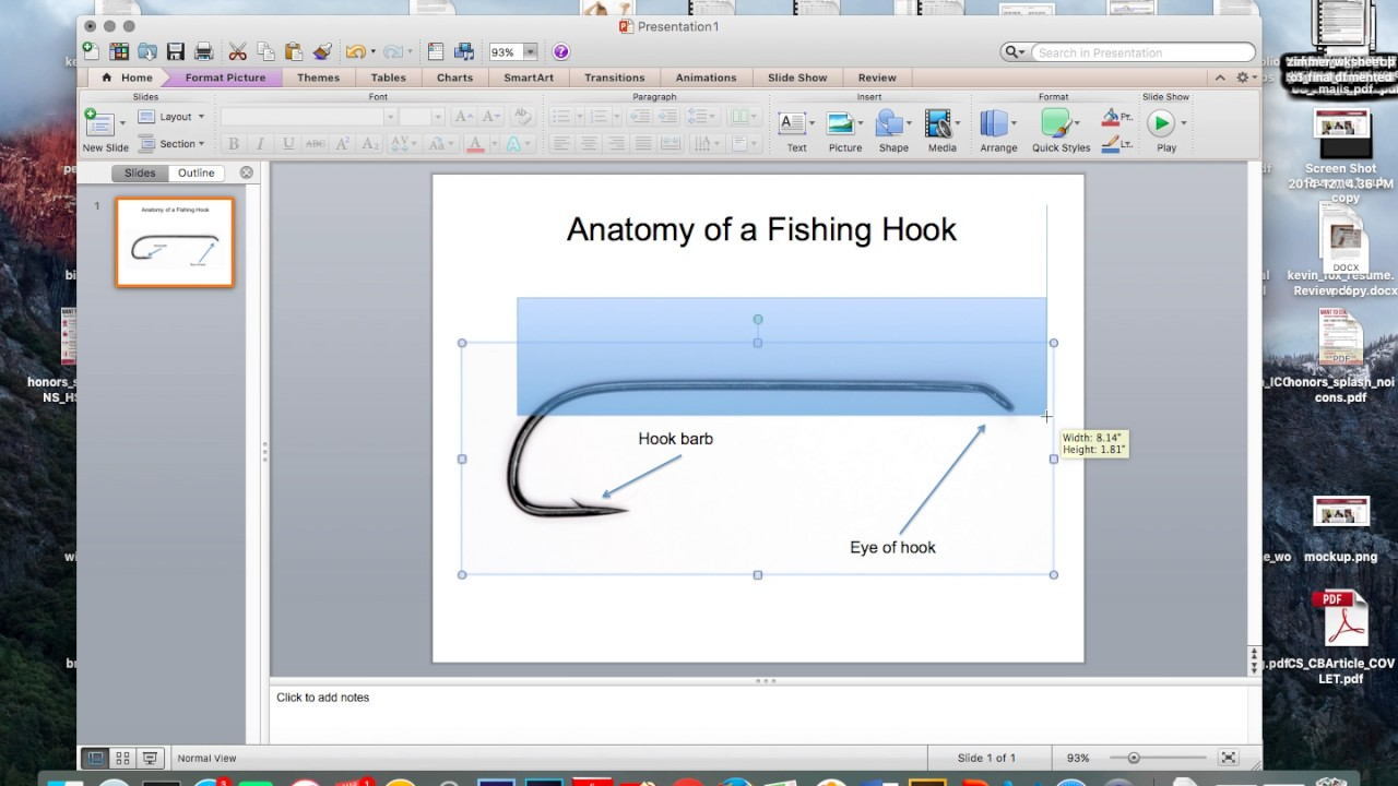 Creating Technical Drawings With Powerpoint