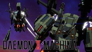 Daemon X Machina Prototype Missions Quick Play