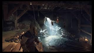 God of War - Environment #2 - Commented Video (EN/PS4 Pro)